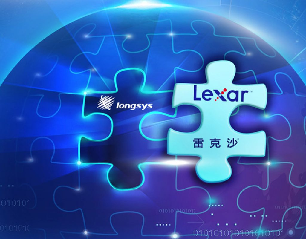 Longsys opens a new future for Lexar