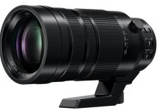 Panasonic launches a 100-400mm zoom for video and photography