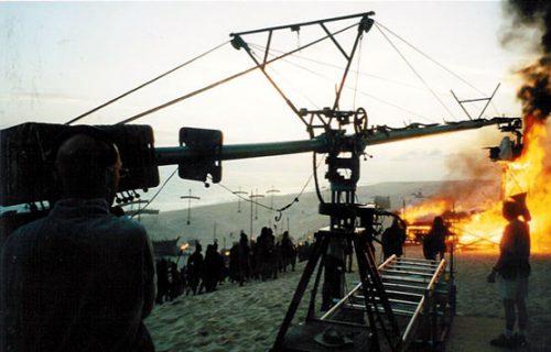 Camera Cranes From the Beginning: 9