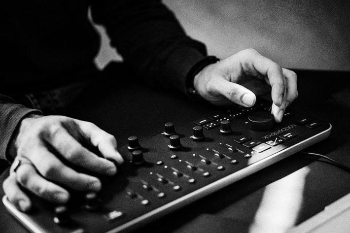 Loupedeck, your Lightroom editing console