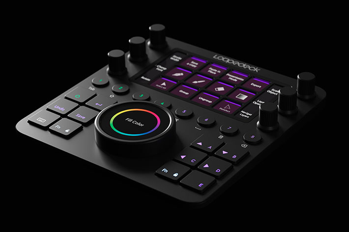 Loupedeck Creative Tool: now there is a Loupedeck for everyone!