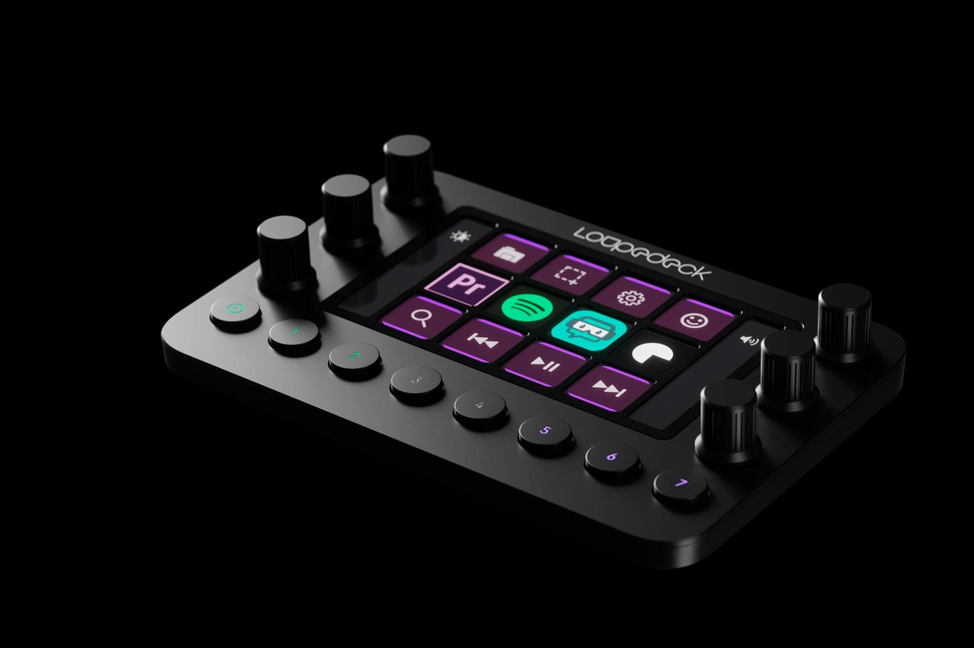 Loupedeck has a new plugin for Photoshop