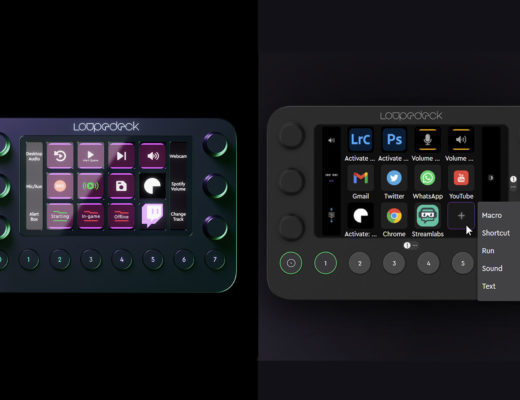 Loupedeck software: new interface, plug-ins and features