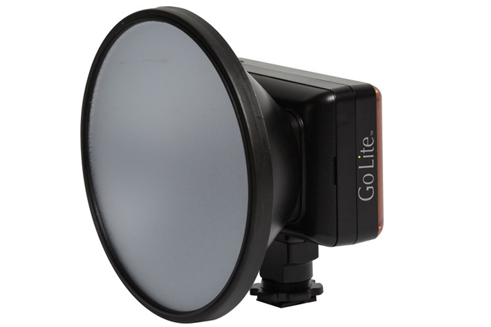 Lowel Go Lite, a compact LED panel for photo and video