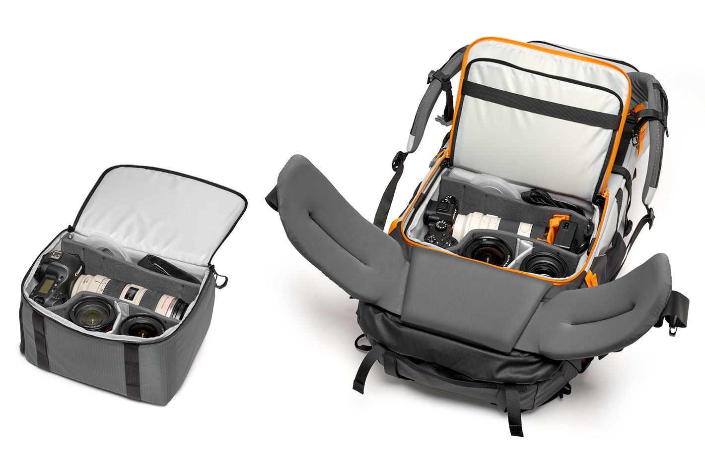 PhotoSport PRO: a new LowePro backpack with recycled fabric