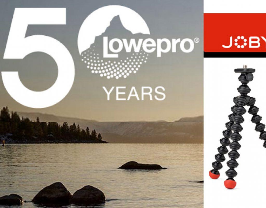 Vitec acquires Lowepro and JOBI