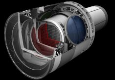 A 3.2 Gigapixel camera for the stars