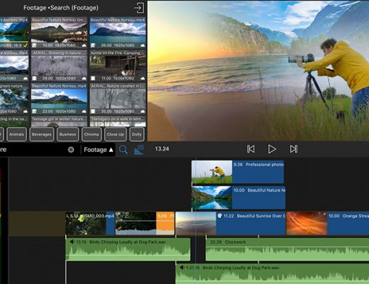 LumaFusion at IBC 2018: new features and Storyblocks integration