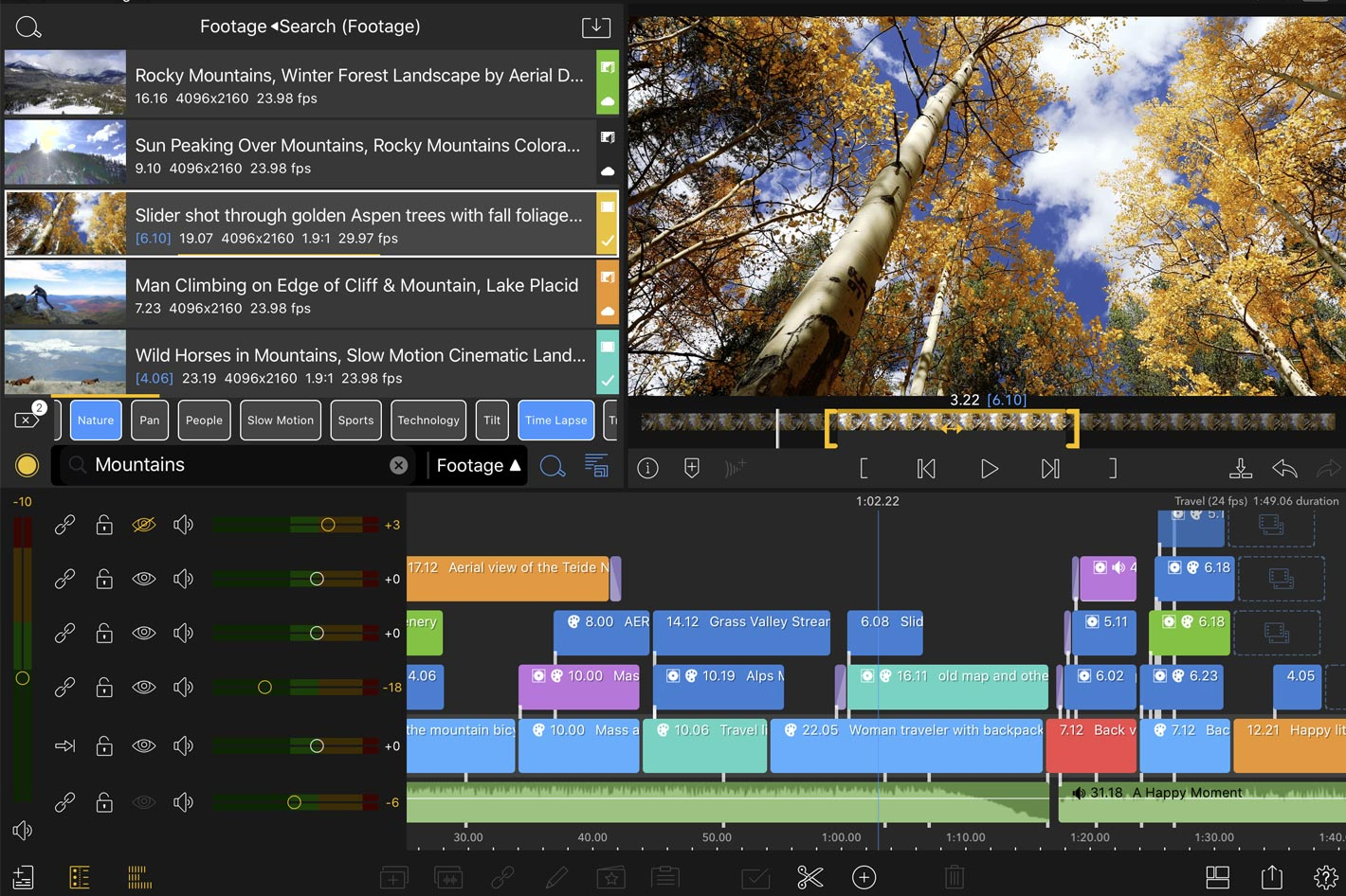 LumaFusion adds HDR Support with 10-Bit Processing