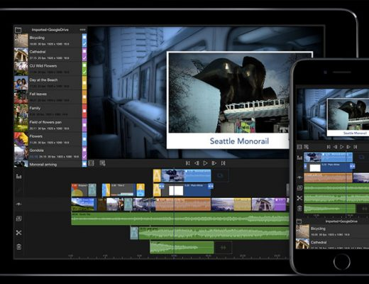 LumaFusion with Storyblocks, for mobile filmmakers