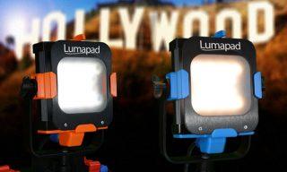 Lumapad: LED professional lights at crowdfunding prices