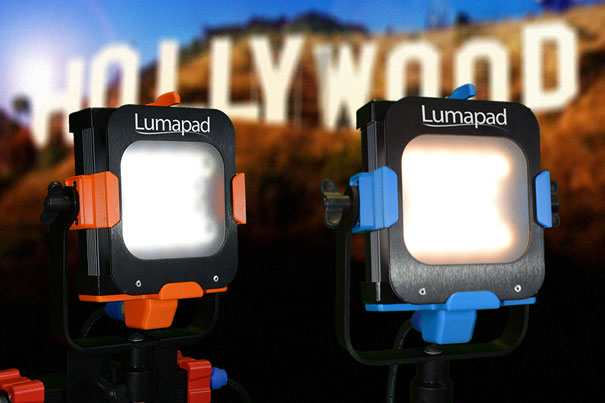Lumapad: LED professional lights at crowdfunding prices 7
