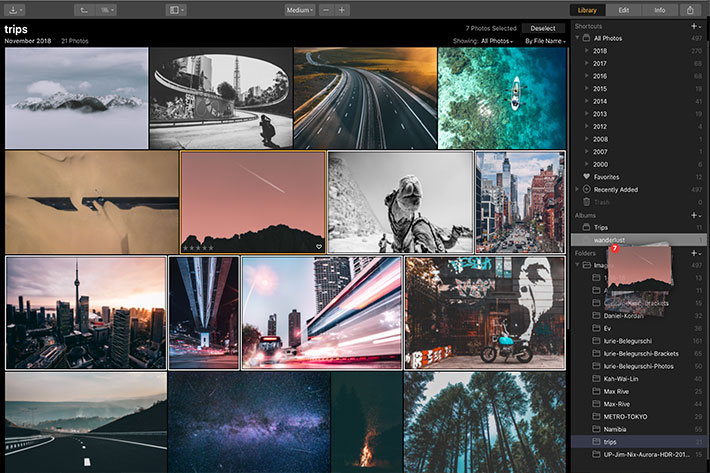 Luminar 3 with Libraries on pre-order now
