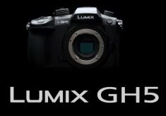 Panasonic introduces the new Lumix GH5 at CES 2017