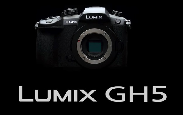 Panasonic introduces the new Lumix GH5 at CES 2017 2