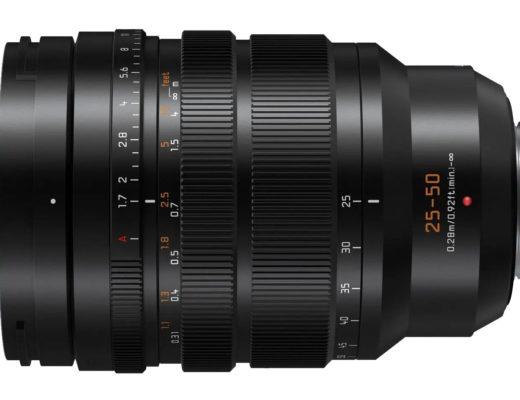 Leica DG Vario-Summilux 25-50mm f/1.7: a lens for MFT filmmakers