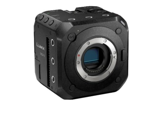 Lumix BGH1: a new MFT camera for cinema and live events