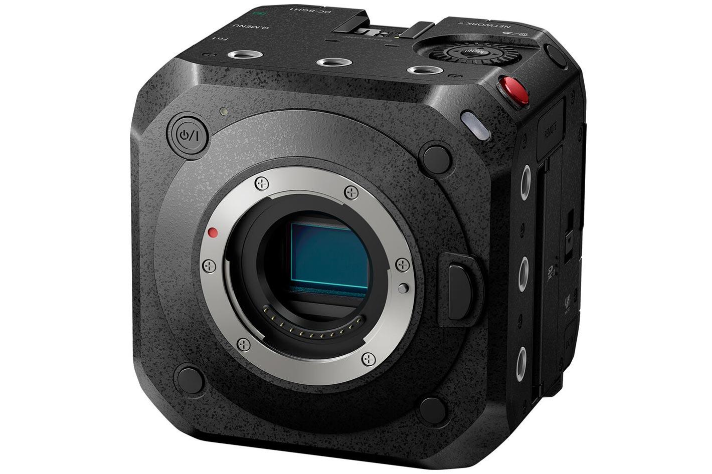 Lumix BGH1: a new MFT camera for cinema and live events