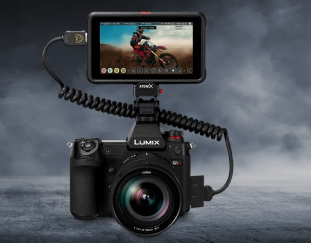 IBC 2019: Panasonic LUMIX S1H prototype with 5.9K/29.97p RAW output
