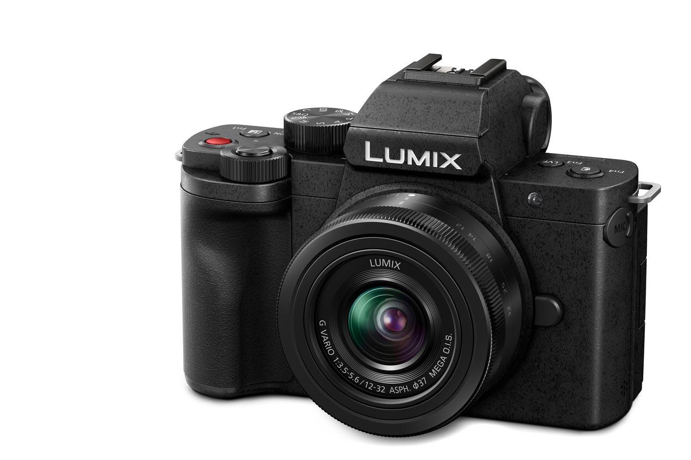 Panasonic LUMIX G100: a vlogging camera to seduce smartphone users