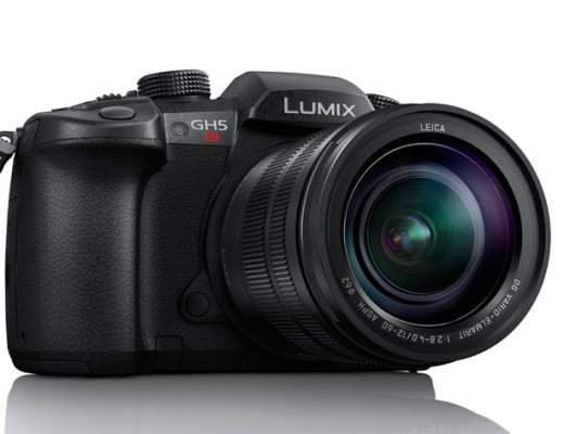 Lumix GH5S: designed and developed for professional filmmakers