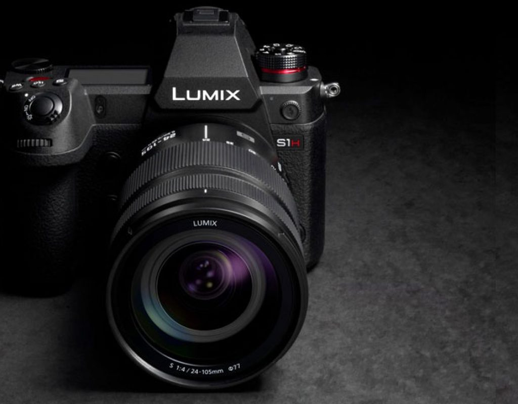 LUMIX S1H: mirrorless mobility with professional cinema quality 5