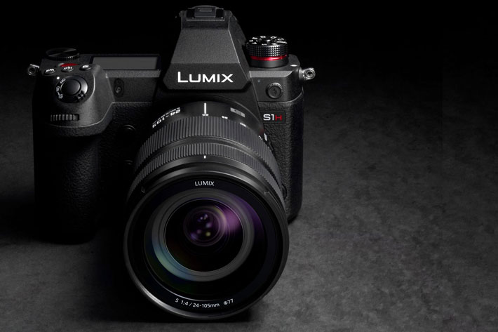 LUMIX S1H: mirrorless mobility with professional cinema quality 7