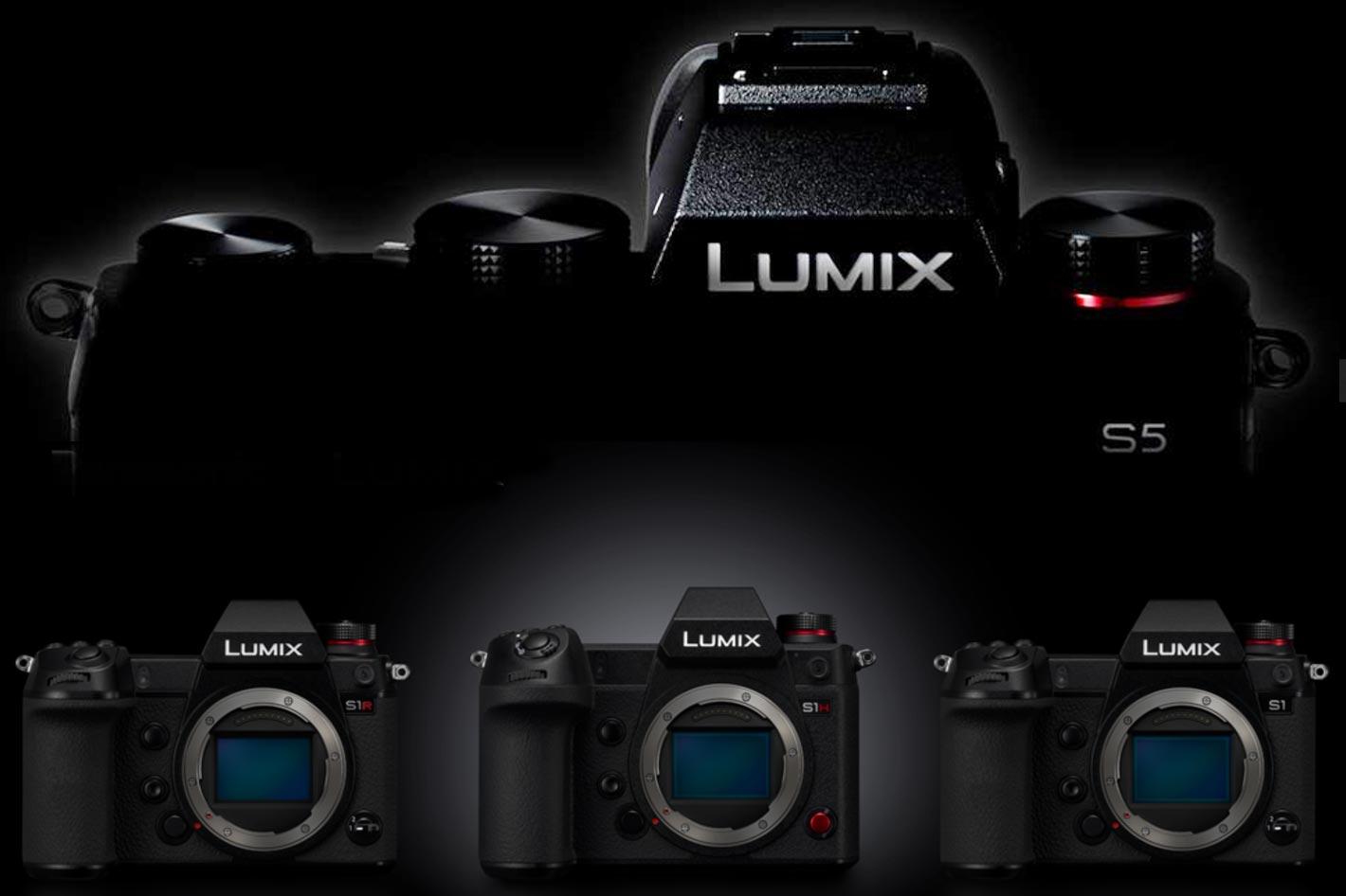 LUMIX S5: meeting the passionate demands of all creators