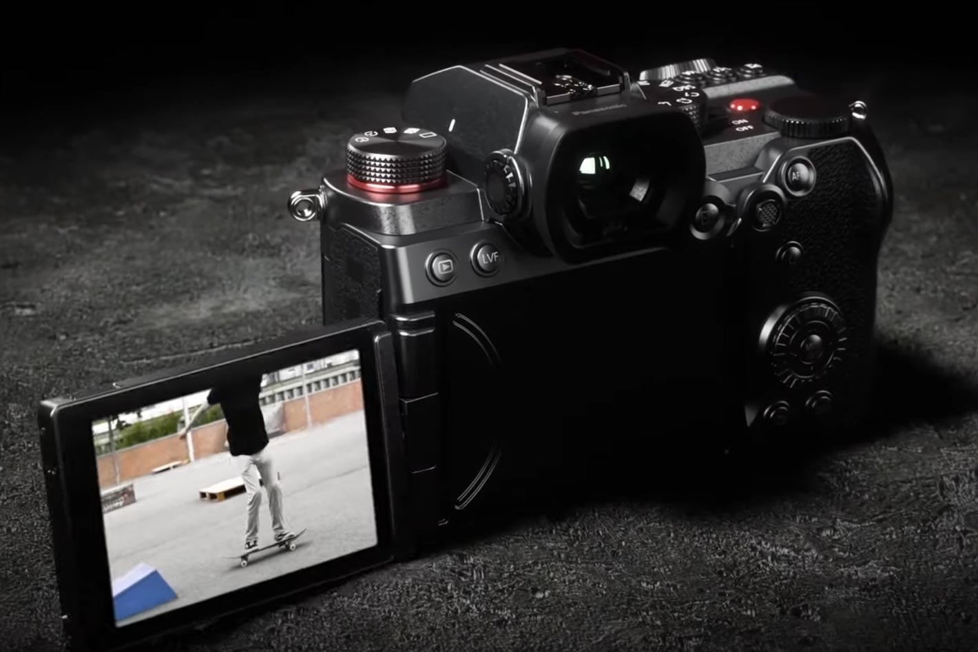 LUMIX S5: a camera for videographers and photographers