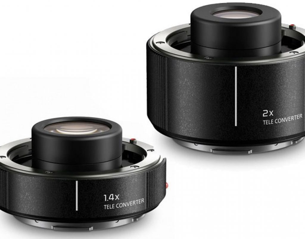 New 1.4x and 2x teleconverters for LUMIX S lenses