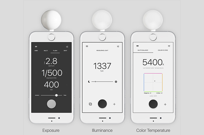 The brand new Lumu app