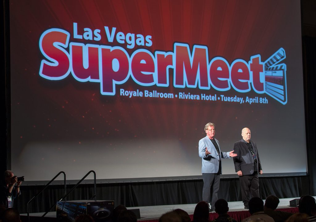 Attend the 14th Annual SuperMeet to Connect with and Learn from Industry Professionals at NAB 1