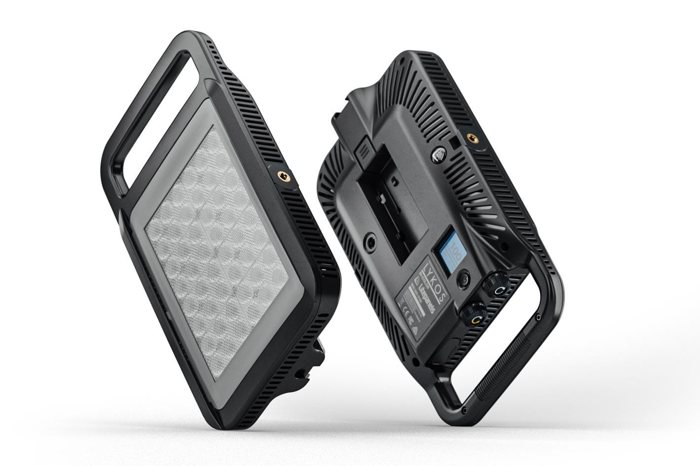 Litepanels launch brighter Lykos+ Mini LED panel