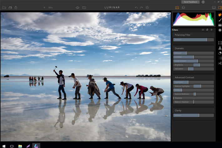 Luminar and Aurora HDR come to a PC near you!