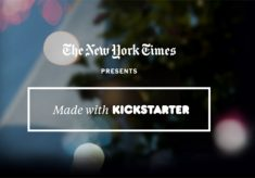 New York Times Shows Documentaries Made With Kickstarter