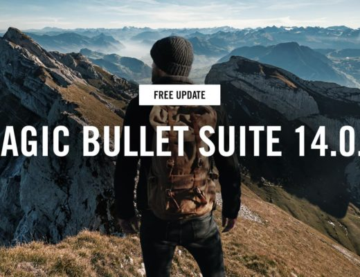 Magic Bullet Suite 14 receives maintenance release