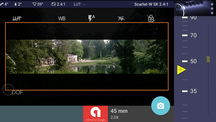 Magic ViewFinder Free for Android and iOS