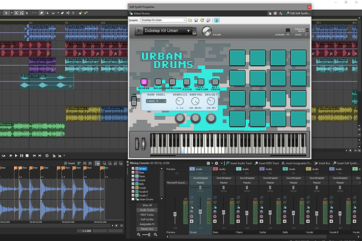 ACID Music Studio 11: bigger, better looking, easier to use