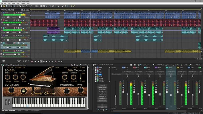 sony acid music studio for windows 7 free download