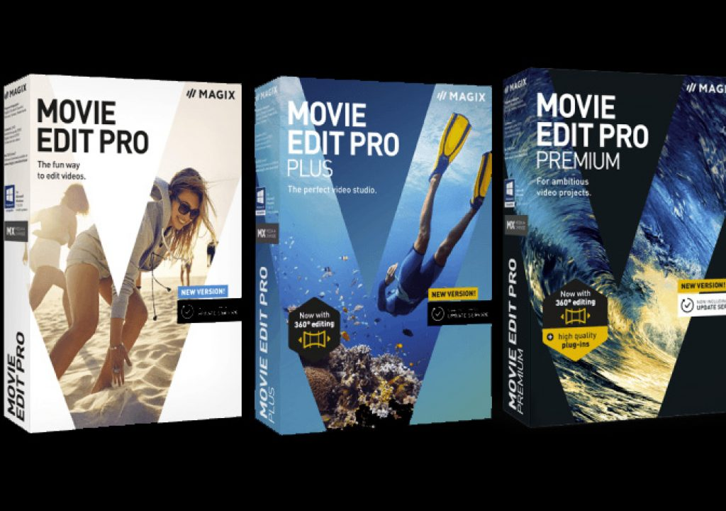 New from Magix: Movie Edit Pro