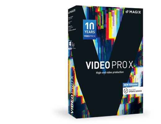 MAGIX Video Pro X: better 360° editing and stereoscopic videos