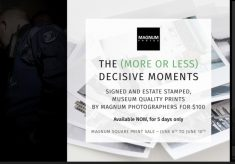 The (More or Less) Decisive Moments