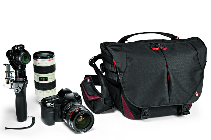 Manfrotto launches new Bumblebee family of bags