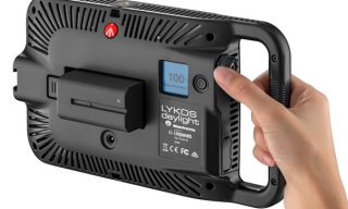 Remote control your Manfrotto Lykos LED lights
