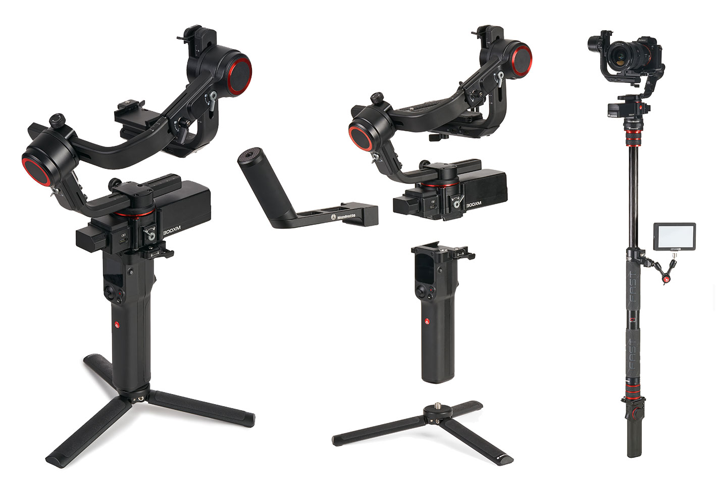 Manfrotto MOVE: a whole new way to move cameras