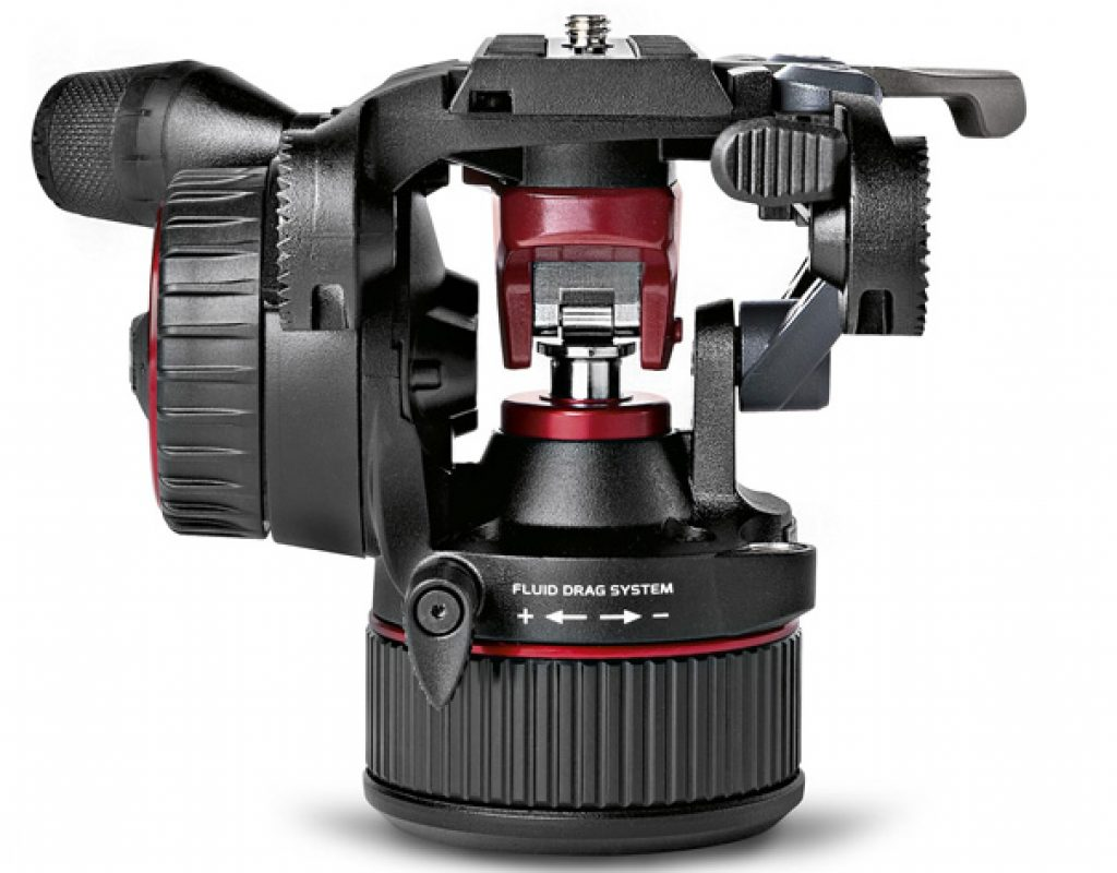 Manfrotto Nitrotech: a revolution in video heads