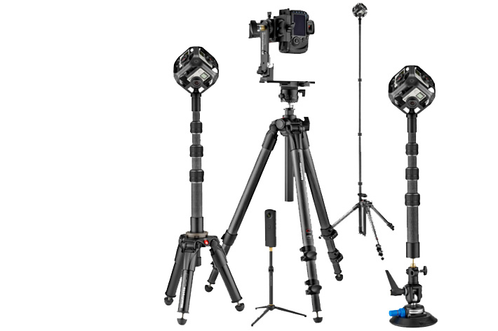 Manfrotto introduces Virtual Reality range