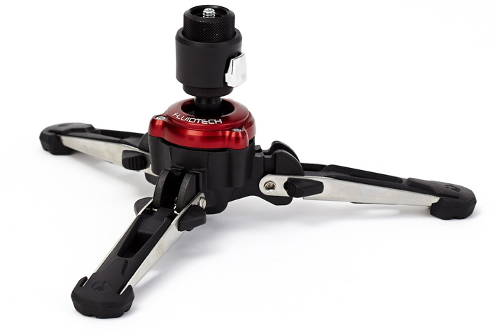 Manfrotto launches new FluidTech Base for photo and video