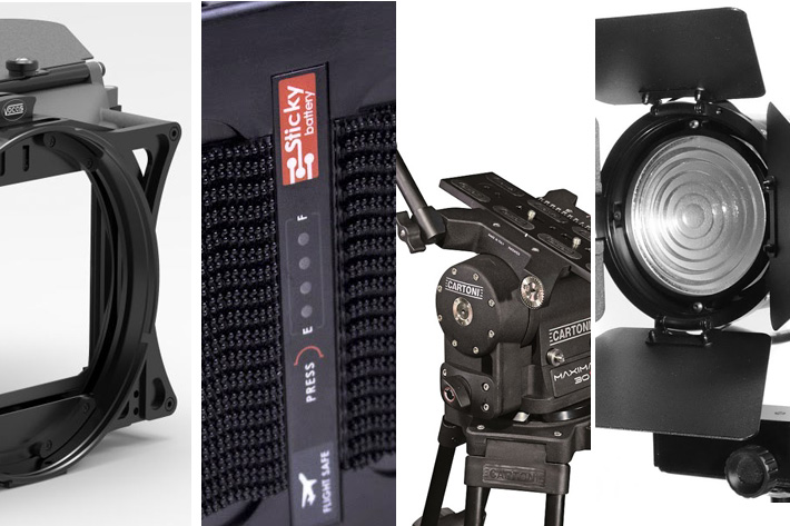 Cartoni, Vocas and more at Cine Gear Expo