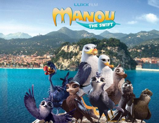 Manou the Swift: first animated film from LUXX Studios relies on AMD power
